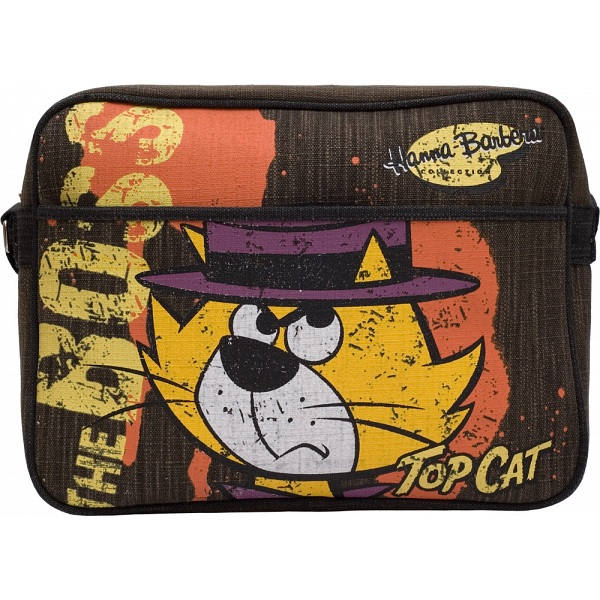 Pop Art Products Top Cat The Boss Sports Messenger Bag