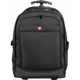 "Port Designs Manhattan Wheeled 15.4"" Laptop Backpack Trolley"