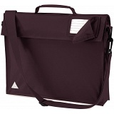 Quadra Junior School Book Bag with Shoulder Strap
