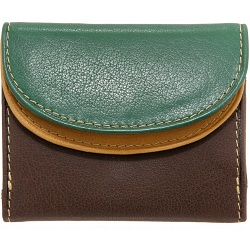 Safari Lichfield Small Double Flap Over Leather Purse