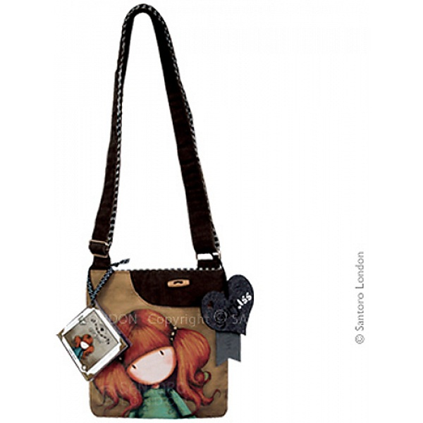 Gorjuss Bag Little Annie Small Pocket Bag Shoulder Bag