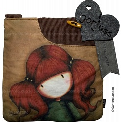 Gorjuss Bag Little Annie Small Pocket Bag / Shoulder Bag