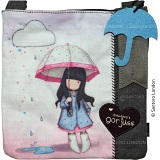 Gorjuss Puddles Of Love Small Pocket Bag / Shoulder Bag