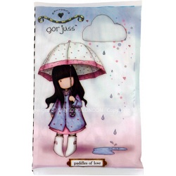 Gorjuss Puddles of Love Pocket Tissues