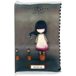 Gorjuss The Last Rose Pocket Tissue Pack