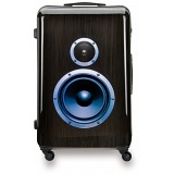"SUITSUIT 24"" Boom Box ABS Trolley Case / 4 Wheel Spinner Suitcase"