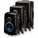 "SUITSUIT Boom Box Hard Shell ABS 3 Piece Luggage Set - 20"" / 24"" / 28"""