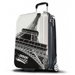 "SUITSUIT 20"" Paris ABS Carry-On Trolley Case / Suitcase"