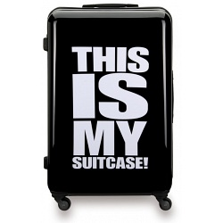 "SUITSUIT 28"" Statement ABS Trolley Case / 4 Wheel Spinner Suitcase"