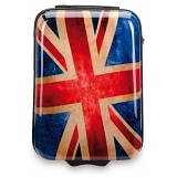 SUITSUIT 20&quot; Union Jack ABS Hard Shell Carry-On Trolley Case / Suitcase