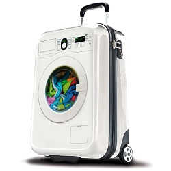 SUITSUIT Washing Machine Suitcase