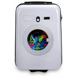 "SUITSUIT 20"" Washing Machine ABS Carry-On Trolley Case / Suitcase"