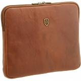 Tumble &amp; Hide Zip Around Leather Apple iPad Sleeve