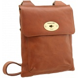 Tumble & Hide Sorrento Flap Over Leather Across Body Bag