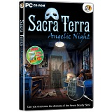 Open Box PC Game - GSP Sacra Terra Angelic Night Hidden Object Game