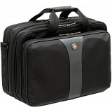 "Wenger Swiss Gear Legacy 17"" Triple Laptop Case / Laptop Bag"