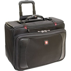 Wenger Swiss Gear Shield 17 Quot Wheeled Laptop Pilot Case