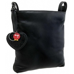 Yoshi Addison Across Body Bag / Leather Handbag