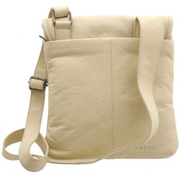 56dbd403d480 Yoshi Anderson Flap Over Leather Across Body Bag