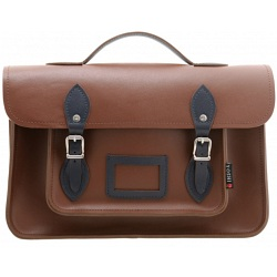 Yoshi Belforte Large Leather Satchel YB84