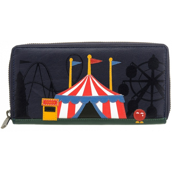 Yoshi Limited Edition Circus Big Top Applique Leather