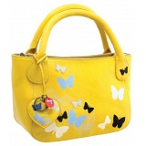 Yoshi Bloomfield Butterfly Grab Bag / Handbag