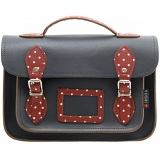Yoshi Dewhurst Satchel / Small Leather Work Bag