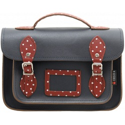 Yoshi Dewhurst leather satchel YB85