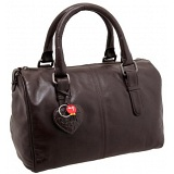 Yoshi Elmont Large Leather Grab Bag / Handbag