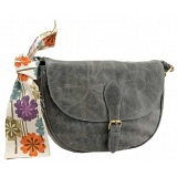 Yoshi Emilie Hope Springs Leather Across Body Bag / Handbag