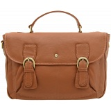 Yoshi Etheline Leather Satchel / Work Bag