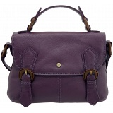Yoshi Farrow Satchel / Leather Grab Bag / Shoulder Bag