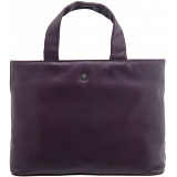 Yoshi Hampton Grab Bag / Medium Size Leather Handbag