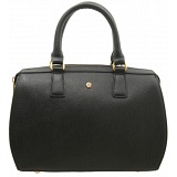 Yoshi Margot Zip Top Leather Grab Bag / Handbag