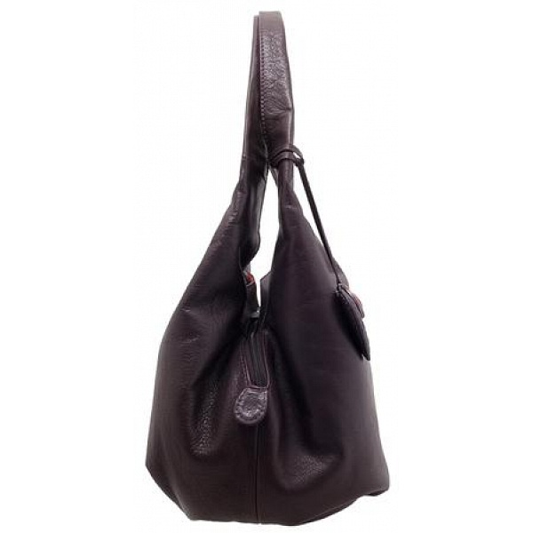 Yoshi Meehan Medium Size Leather Slouchy Shoulder Bag   Handbag 6e4844b002