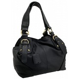 Yoshi Pallenberg Shoulder Bag / Leather Handbag