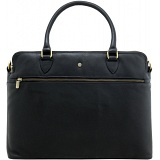 Yoshi Savile Business Bag / Leather Laptop Case