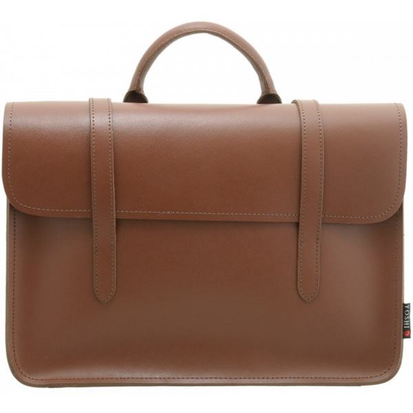 Yoshi Music Bag Vintage Style Sheet Music Leather Briefcase