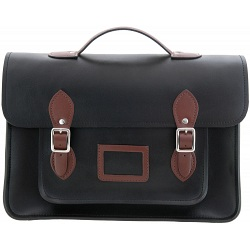Yoshi Bixby Large Leather Satchel / Work Bag