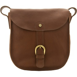 Yoshi Rockwell Natural Leather Cartridge Bag / Shoulder Bag