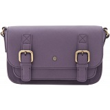Yoshi Lawrence Leather Satchel Bag / Handbag