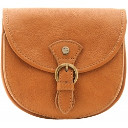 Yoshi Cooper Small Leather Across Body Bag / Handbag