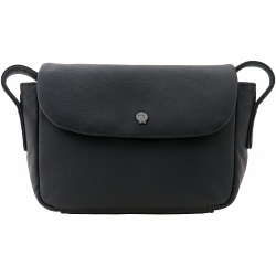 Yoshi Maguire Flap Over Leather Shoulder Bag / Handbag