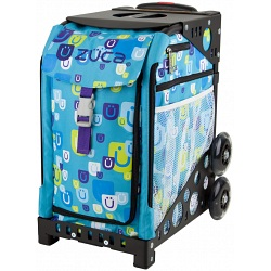 ZUCA Sport Be Zappy Sit On Rolling Kit Bag (FRAME & INSERT)