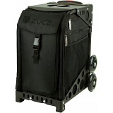 ZUCA Sport Stealth Black Sit On Rolling Kit Bag (FRAME &amp; INSERT)