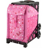 ZUCA Sport Sweetheartz Sit On Rolling Kit Bag (FRAME & INSERT)