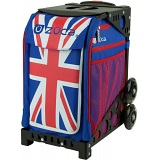 ZUCA Sport Union Jack Sit On Rolling Kit Bag (FRAME & INSERT)