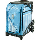 ZUCA Sport Wonderland Sit On Rolling Kit Bag (FRAME & INSERT)