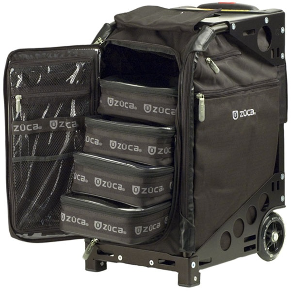 zuca pro artist case sit on rolling kit bag frame insert pouches. Black Bedroom Furniture Sets. Home Design Ideas