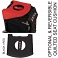 ZUCA Sport Stealth Black Sit On Rolling Kit Bag (FRAME & INSERT)